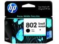 【江浙沪皖包邮】惠普(HP)CH561ZZ 802s 黑色墨盒(适用于HP Deskjet 1050、2050、1000、2000)