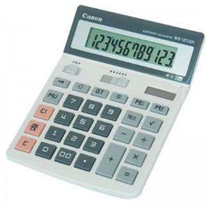 佳能(Canon)WS-1200H 12位 大号计算器  可调节显示器角度