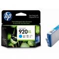 惠普(HP)CD972AA 920XL号 超高容青色墨盒(HP Officejet Pro 6000, Officejet Pro 6500)