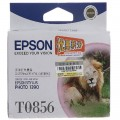 爱普生(Epson)T1226 淡洋红色墨盒 C13T122680(原为T0856 适用PHOTO 1390)