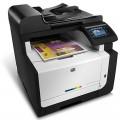 惠普(HP)LaserJet Pro CM1415fnw 彩色激光一体机 4合1一体机(打印 复印 扫描 传真)