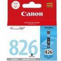佳能(Canon)CLI-826C 青色墨盒(适用IP4880 IX6580 MG8180 MG6180 MG5280 MG5180 MX888)