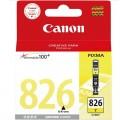 佳能(Canon)CLI-826Y 黄色墨盒(适用IP4880 IX6580 MG8180 MG6180 MG5280 MG5180 MX888)