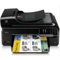惠普(HP)Officejet 7500A(E910A) A3+宽幅商用多功能喷墨一体机 (打印 复印 扫描 传真)