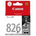 佳能(Canon)CLI-826BK 黑色墨盒(适用IP4880 IX6580 MG8180 MG6180 MG5280 MG5180 MX888)