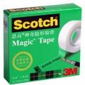 3M思高(Scotch)810 1/2 12.7mm*33m 神奇隐形胶带