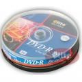 埃特 DVD+R 4.7G刻录盘 十片装