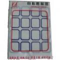 卓联 207 自粘性标贴 10张/本(蓝色 红色)