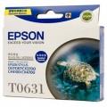 爱普生(Epson)T0631 黑色墨盒 C13T063180BD(适用C67/87 CX3700 4100 4700)
