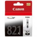 佳能(Canon)CLI-821BK 黑色墨盒(适用于PIXMA iP4680 IP3680 IP4760 MP545 MP558 MP568 MP638 MP648 MX868)