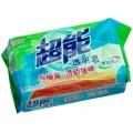 超能 260g 柠檬洗衣皂