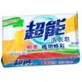 超能 260g 椰果洗衣皂