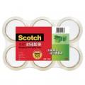 3M思高(Scotch)720c 48mm*40m 透明封箱胶带