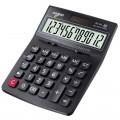 卡西欧(Casio)DZ-12S 12位 中号 商务办公 计算器【新款】