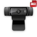 罗技(Logitech) Pro C920 高清网络摄像头 1500万像素 1.2倍变焦