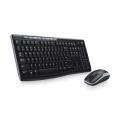 罗技(Logitech)MK260 无线键鼠套装 无线键盘 无线鼠标 8个快捷键