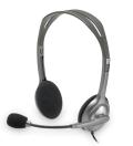 罗技(Logitech)h110 头戴式耳机