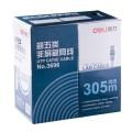 得力(deli) 3696 超五类非屏蔽网线 长度:305m/箱