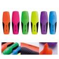 得力deli  S601 荧光笔 可爱彩色记号笔标记笔