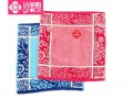 洁丽雅 8607 纯棉强吸水特柔 小方巾