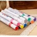 东洋 SA-101 油漆笔(黑色 蓝色 红色 黄色 白色 橙色 金色 粉色 紫色 银色)