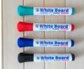PLATINUM   白金白板笔   WB-22     速干性墨水笔 易擦笔   红色  10支/盒