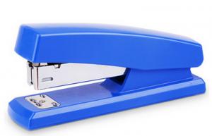 得力0426金属订书机 12号 商务订书器 装钉器 财务办公用品