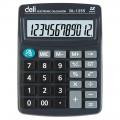 得力(deli)1255 12位 桌上型计算器