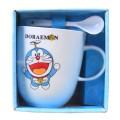 卡通陶瓷杯 咖啡杯 儿童礼品牛奶杯 陶瓷马克杯子 纸盒装 送勺子 发货样式随机