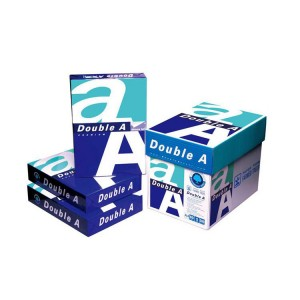 Double A 达伯埃 进口复印纸 80g  A4 复印纸 500装/包 整箱5包装