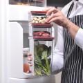 网易严选保鲜盒套装家用冰箱密封盒便当盒水果塑料保鲜盒