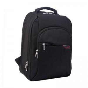 Diplomat外交官背包 双肩包 750L 休闲背包 黑色 可放15寸笔记本电脑