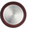 Supor苏泊尔煎锅 28cm 火红点不粘煎锅 铝合金材质 28K8