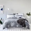 太湖雪床上用品四件套 200*230全棉 1个被套1个床单2个枕套