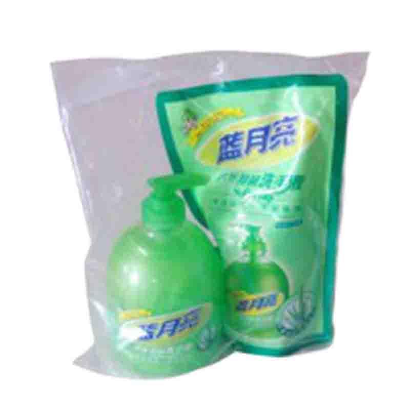 蓝月亮 芦荟洗手液(500ml+立袋500ml)