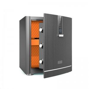 得力(deli)防盗全钢入柜式新品保管箱 4157